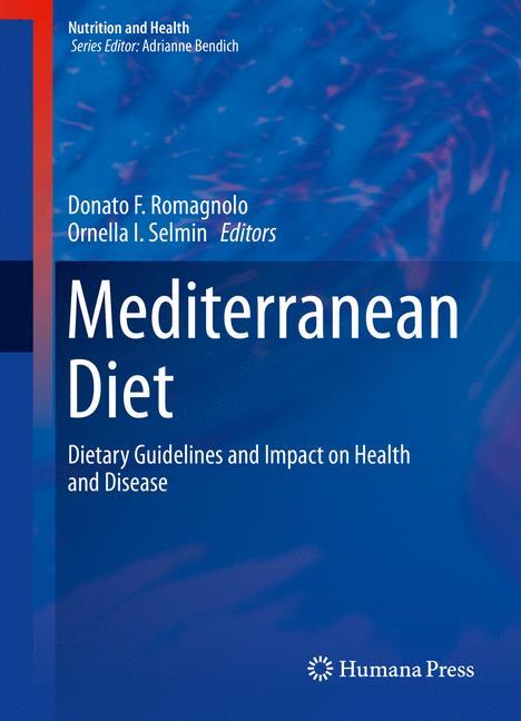 Cover of 'Mediterranean Diet'