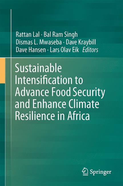 Cover of 'Sustainable Intensification to Advance Food Security and Enhance Climate Resilience in Africa'