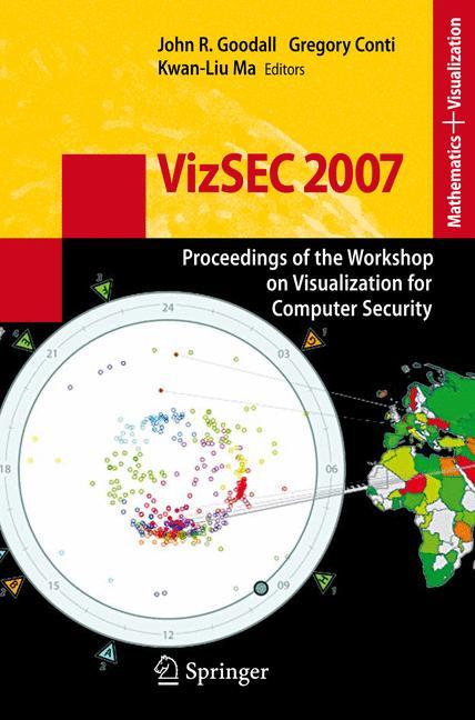 Cover of 'VizSEC 2007'