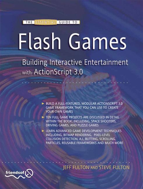 Cover of 'The Essential Guide to Flash Games'