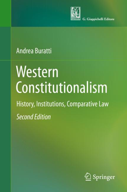 Cover of 'Western Constitutionalism'