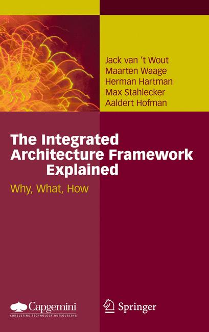 Cover of 'The Integrated Architecture Framework Explained'