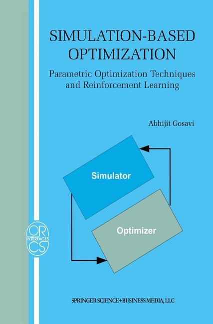 Cover of 'Simulation-Based Optimization'