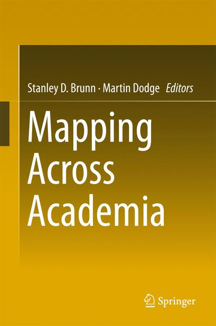 Cover of 'Mapping Across Academia'