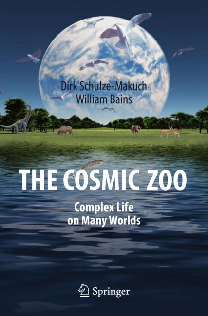 Cover of 'The Cosmic Zoo'