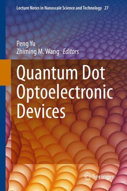 Cover of 'Quantum Dot Optoelectronic Devices'