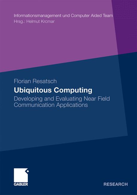Cover of 'Ubiquitous Computing'