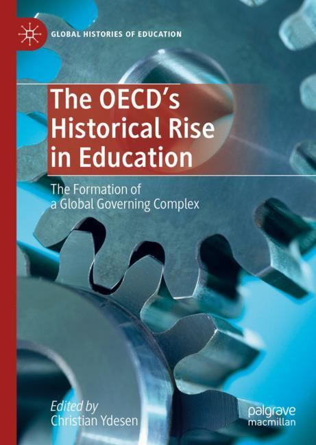 Cover of 'The OECD's Historical Rise in Education'