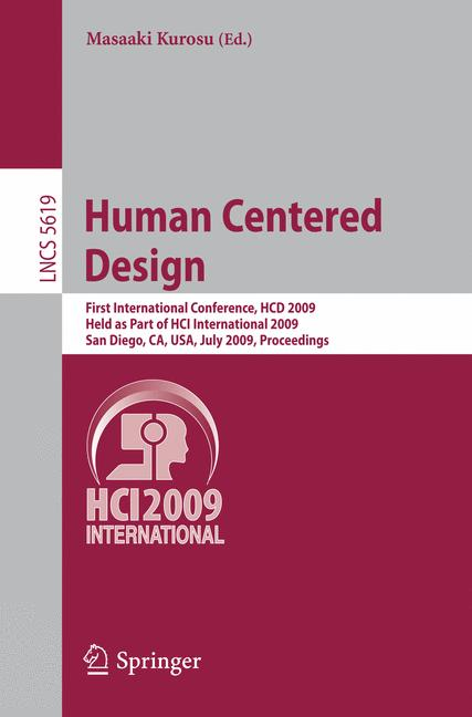 Cover of 'Human Centered Design'