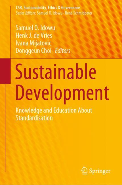 Cover of 'Sustainable Development'