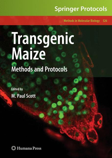 Cover of 'Transgenic Maize'