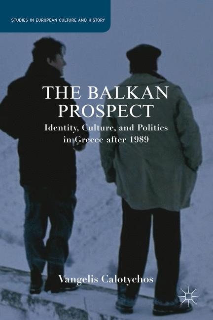 Cover of 'The Balkan Prospect'