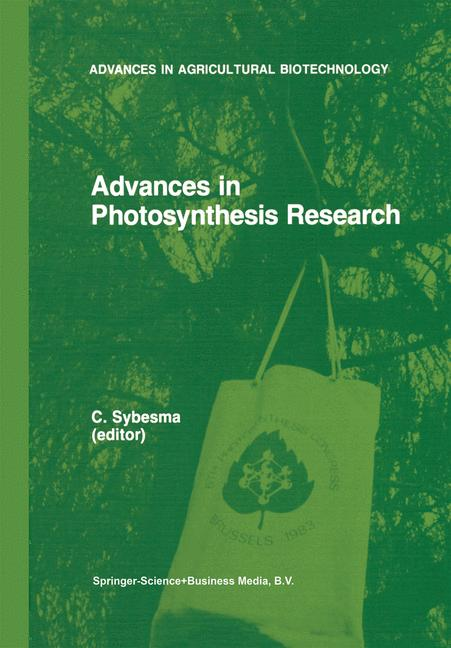 Cover of 'Advances in Photosynthesis Research'