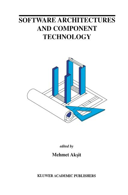 Cover of 'Software Architectures and Component Technology'
