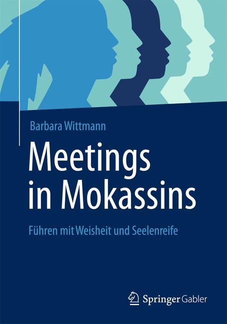 Cover of 'Meetings in Mokassins'
