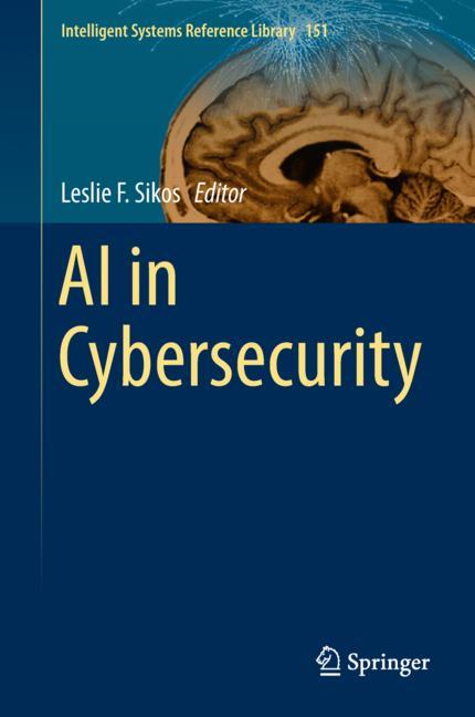 Cover of 'AI in Cybersecurity'