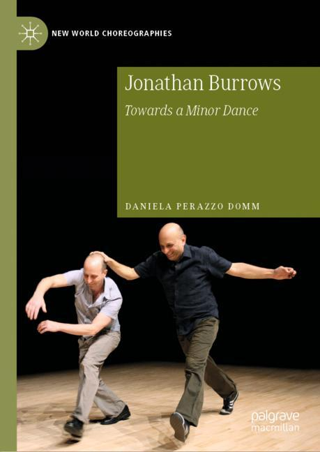 Cover of 'Jonathan Burrows'
