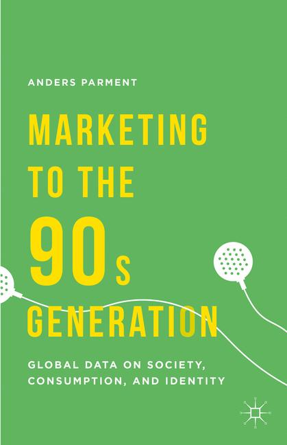 Cover of 'Marketing to the 90s Generation'