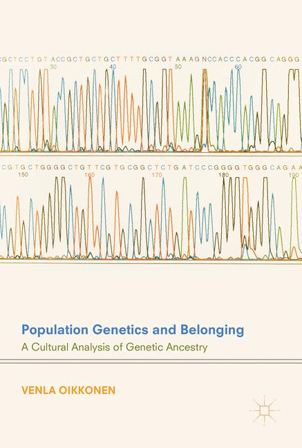 Cover of 'Population Genetics and Belonging'