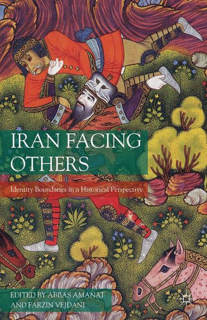 Cover of 'Iran Facing Others'