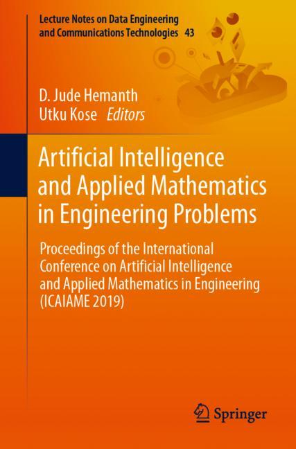 Cover of 'Artificial Intelligence and Applied Mathematics in Engineering Problems'