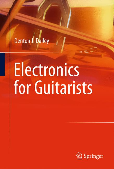Cover of 'Electronics for Guitarists'
