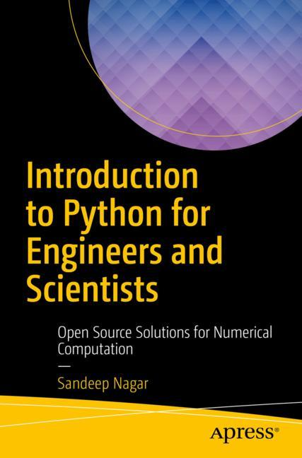 Cover of 'Introduction to Python for Engineers and Scientists'