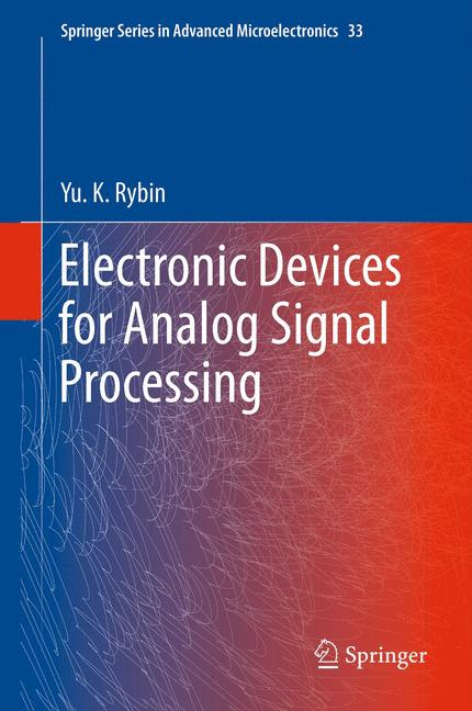 Cover of 'Electronic Devices for Analog Signal Processing'