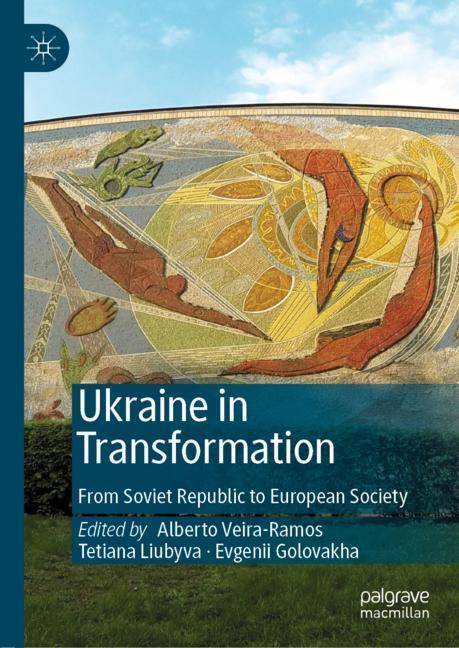 Cover of 'Ukraine in Transformation'