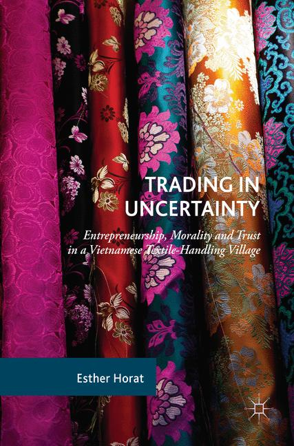 Cover of 'Trading in Uncertainty'