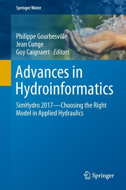 Cover of 'Advances in Hydroinformatics'