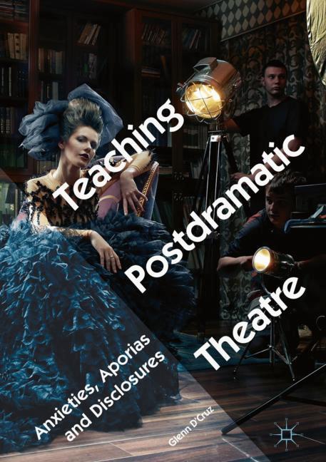 Cover of 'Teaching Postdramatic Theatre'
