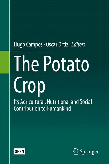 Cover of 'The Potato Crop'