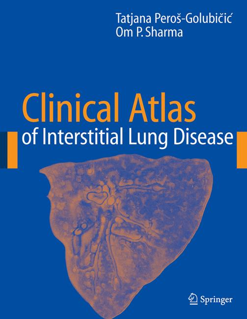 Cover of 'Clinical atlas of interstitial lung disease'
