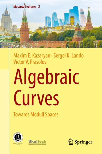 Cover of 'Algebraic Curves'