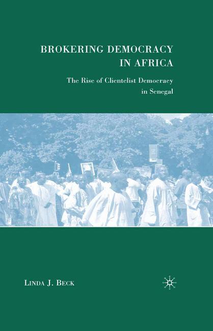 Cover of 'Brokering Democracy in Africa'