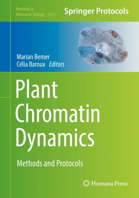 Cover of 'Plant Chromatin Dynamics'