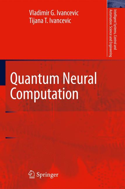 Cover of 'Quantum Neural Computation'