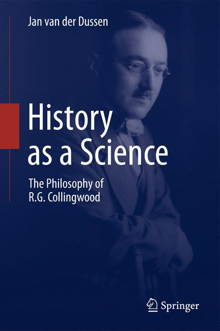 Cover of 'History as a Science'