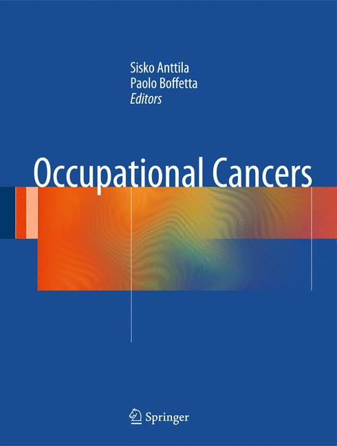 Cover of 'Occupational Cancers'