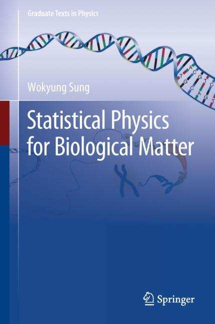 Cover of 'Statistical Physics for Biological Matter'