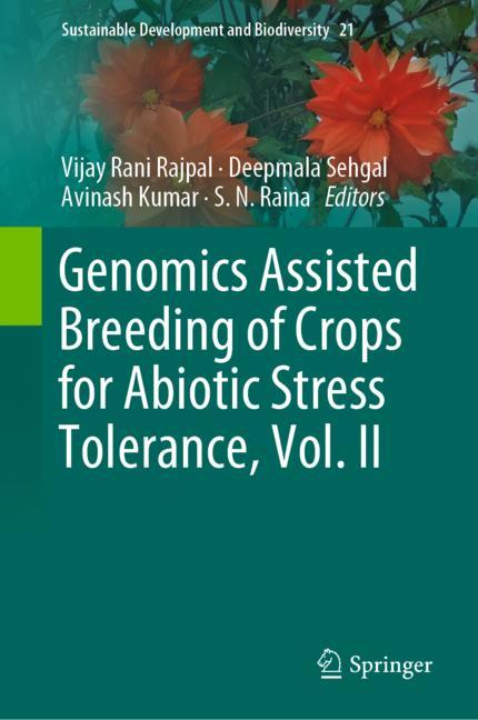 Cover of 'Genomics Assisted Breeding of Crops for Abiotic Stress Tolerance, Vol. II'