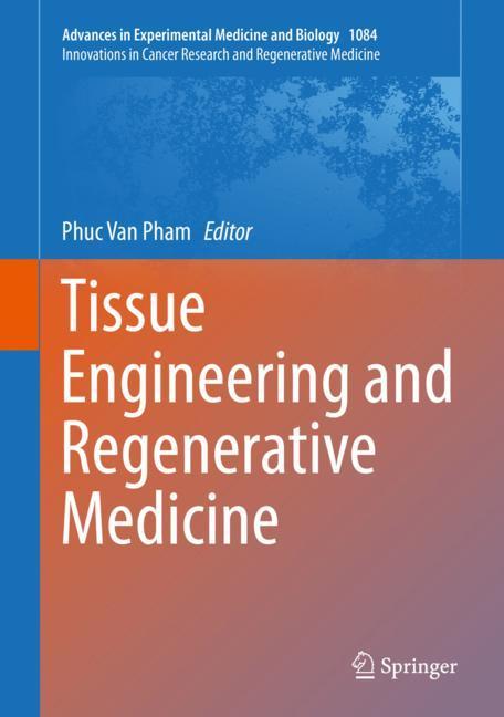 Cover of 'Tissue Engineering and Regenerative Medicine'