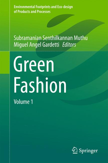 Cover of 'Green Fashion'