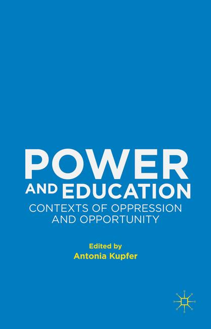 Cover of 'Power and Education'