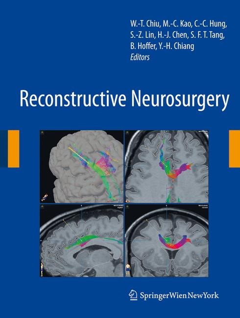 Cover of 'Reconstructive Neurosurgery'