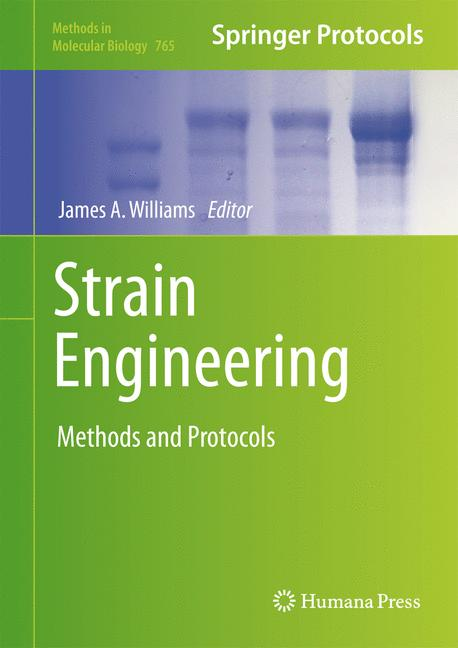 Cover of 'Strain Engineering'