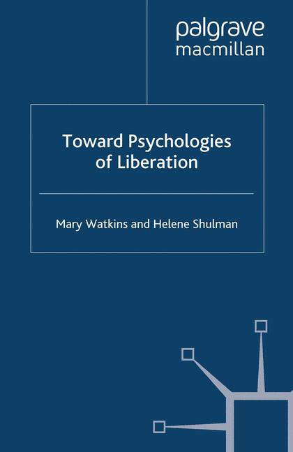 Cover of 'Toward Psychologies of Liberation'