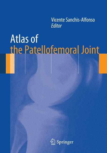 Cover of 'Atlas of the Patellofemoral Joint'
