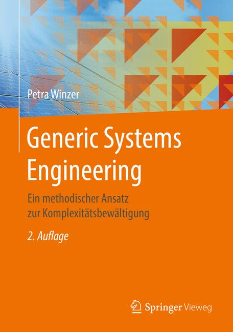 Cover of 'Generic Systems Engineering'